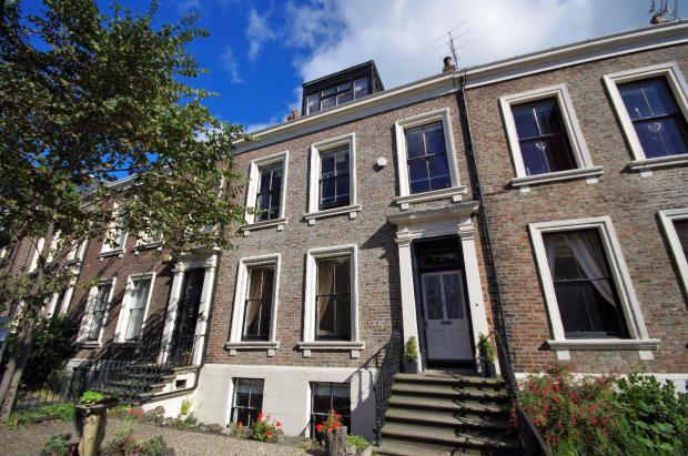 Thumbnail Terraced house for sale in Grange Crescent, Sunderland