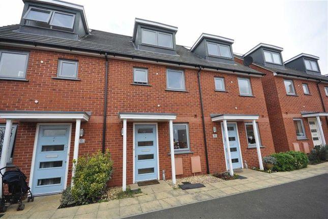 Thumbnail Terraced house for sale in Graces Field, Stroud