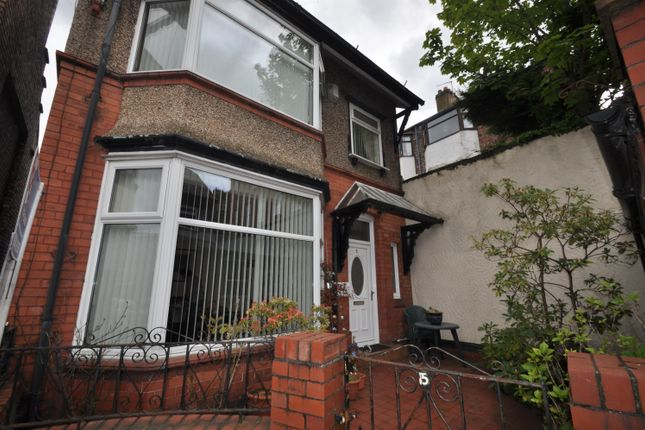 Thumbnail Detached house for sale in Gayton Avenue, Wallasey