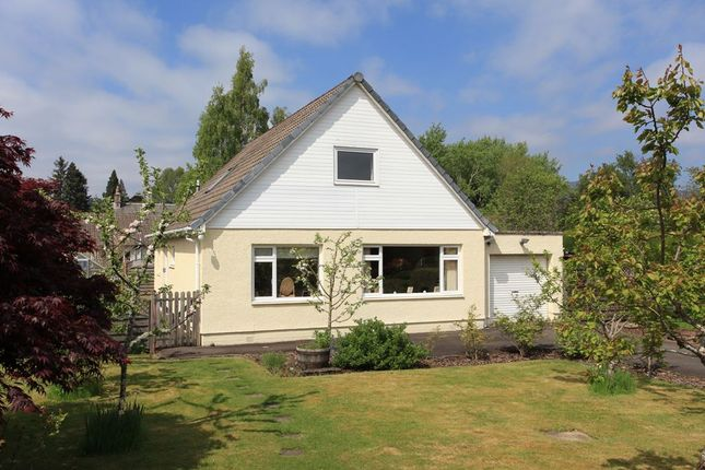 Thumbnail Detached house for sale in Lennoch Circle, Comrie