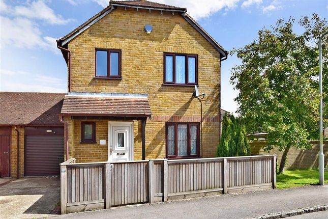 Thumbnail Link-detached house for sale in The Bulrushes, Ashford, Kent