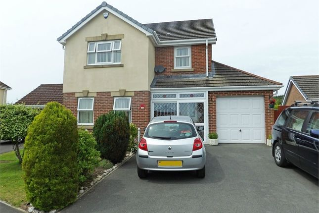 Thumbnail Detached house for sale in Ffordd Werdd, Gorslas, Llanelli, Carmarthenshire