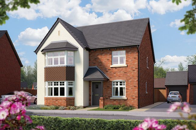"Thumbnail Detached house for sale in ""The Oxford"" at Edwalton, Nottinghamshire, Edwalton"