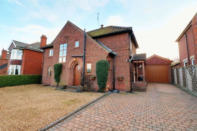 Thumbnail Detached house for sale in Westfield Road, Barton-Upon-Humber