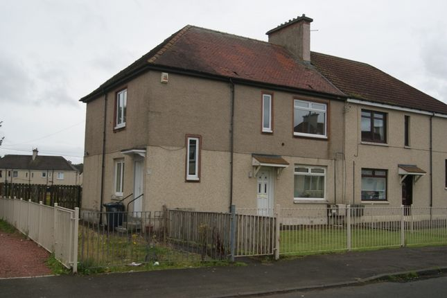 Thumbnail Flat to rent in Muirhouse Avenue, Newmains