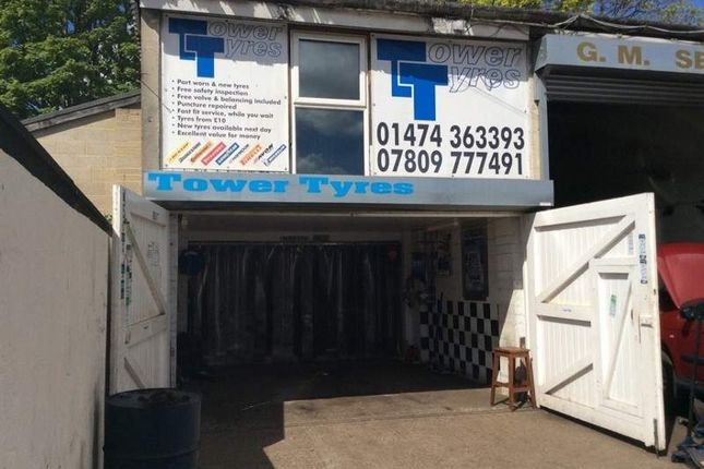 Thumbnail Parking/garage for sale in Unit 1, 8 Bentley Street Ind Estate, Gravesend