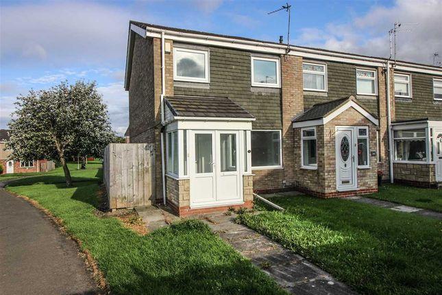 Thumbnail Terraced house to rent in Oakley Drive, Eastfield Green, Cramlington