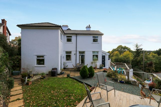 Thumbnail Semi-detached house for sale in Ferndale Road, Teignmouth