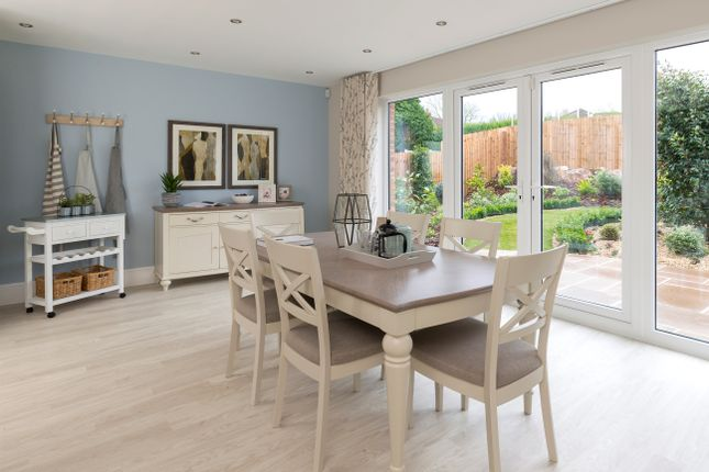 Thumbnail Detached house for sale in Plots 140 & 144 The Stratford, St Andrew's Road, Warminster