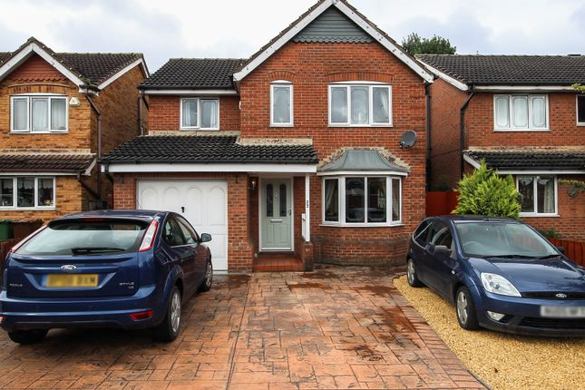 Thumbnail Detached house for sale in Carr View, South Kirkby, Pontefract