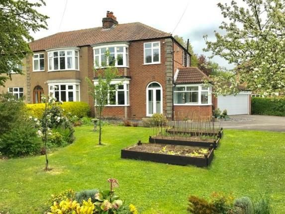 Thumbnail Semi-detached house for sale in Newton Road, Great Ayton, Middlesbrough