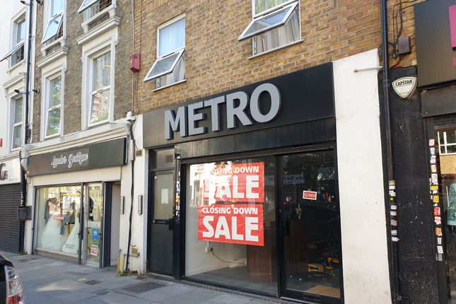 Thumbnail Retail premises to let in Fonthill Road, Finsbury Park
