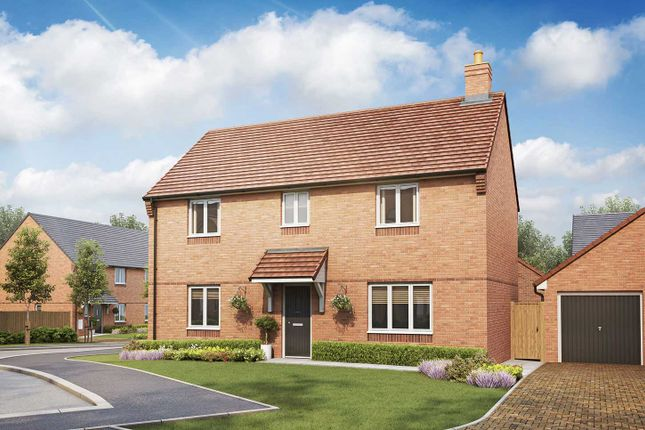 """Thumbnail Detached house for sale in """"The Kempthorne"""" at Hastings Road, Grendon, Atherstone"""