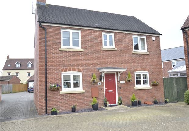Thumbnail Detached house for sale in Gamecock Close, Brockworth, Gloucester