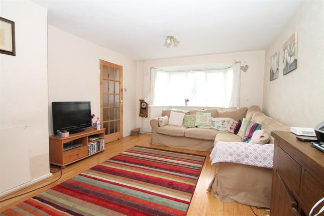 Thumbnail Terraced house for sale in Wauthier Close, Palmers Green, London