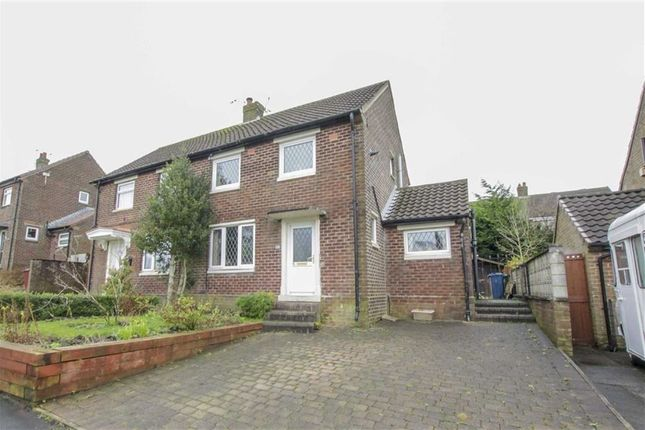 Thumbnail Semi-detached house for sale in St. Marys Gardens, Mellor, Blackburn