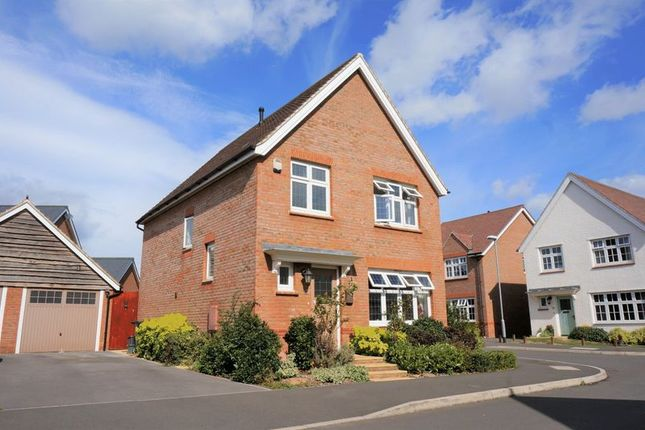 Thumbnail Detached house for sale in Schofield Close, Bathpool, Taunton