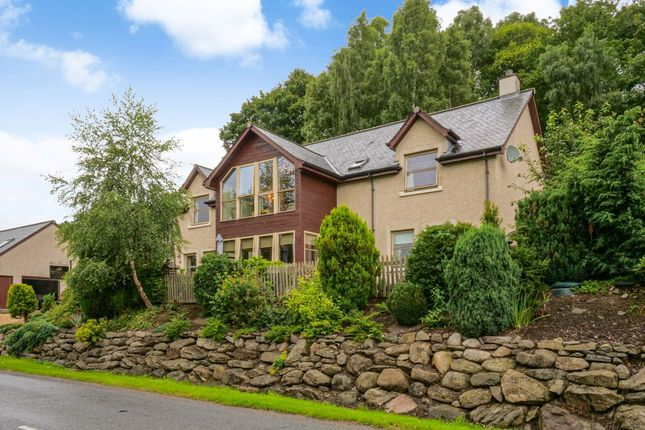 Thumbnail Detached house for sale in General Wade's Military Road, Pitlochry