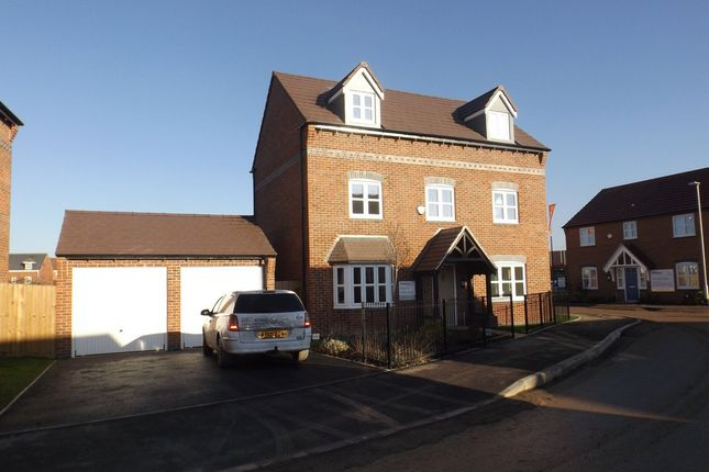 Thumbnail Detached house for sale in Tongue Way, Ruddington, Nottingham