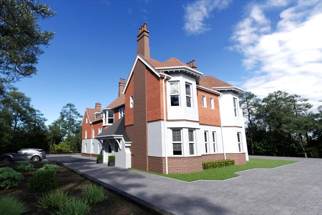 Thumbnail Flat to rent in Mckinley Road, Westbourne, Bournemouth