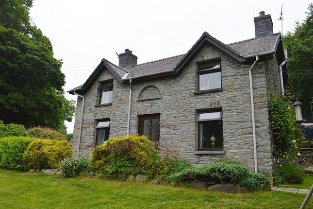 Thumbnail Land for sale in Penybont Gate, Llanafan, Aberystwyth, Ceredigion.