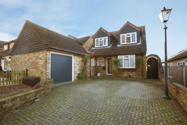 Thumbnail Detached house for sale in Castledon Road, Wickford, Essex