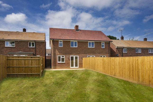 Thumbnail Semi-detached house for sale in Woodcock Avenue, Walters Ash, High Wycombe