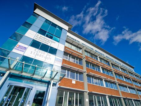Office to let in Central Court, Station Way, Crawley, West Sussex