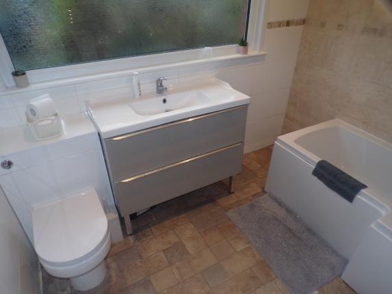Bathroom of Costock Avenue, Nottingham, Nottinghamshire NG5