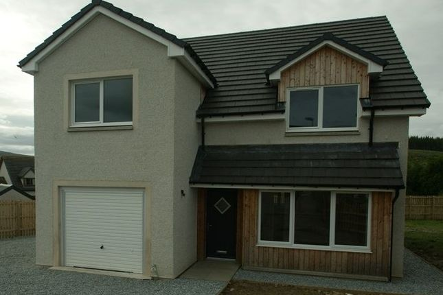 Thumbnail Detached house for sale in Coopers Mill, Balvenie Street, Dufftown, Keith
