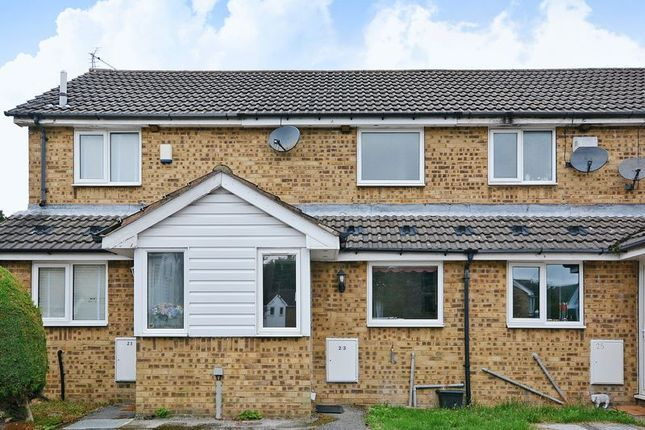Thumbnail Town house for sale in Oakes Park View, Norton, Sheffield
