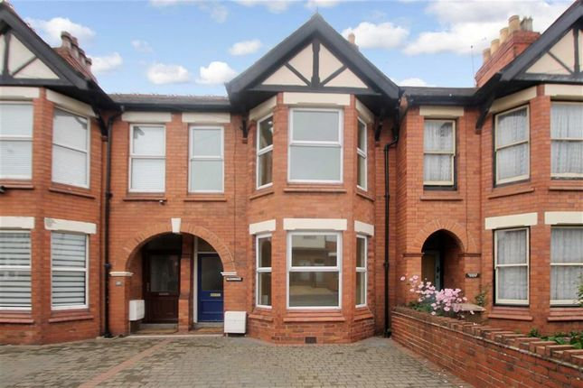 Thumbnail Town house to rent in Roft Street, Oswestry