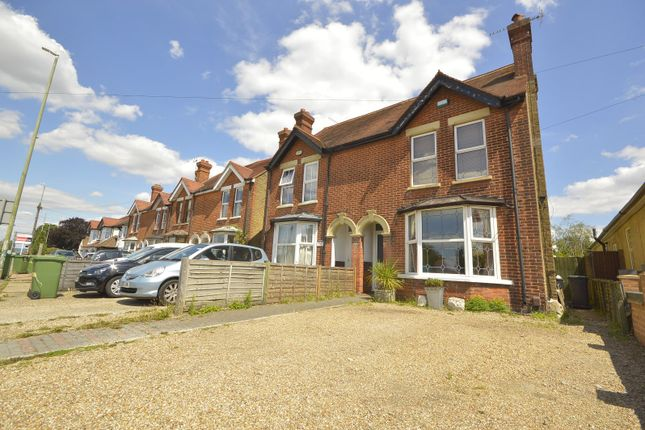 Front of Loose Road, Maidstone, Kent ME15