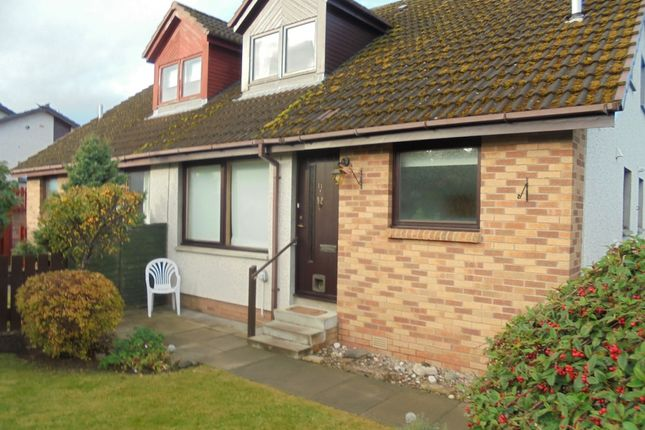 Thumbnail 2 bed semi-detached house to rent in 11 Towerhill Road, Inverness
