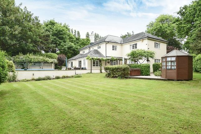 Thumbnail Detached house for sale in Brook Avenue, Warsash, Southampton