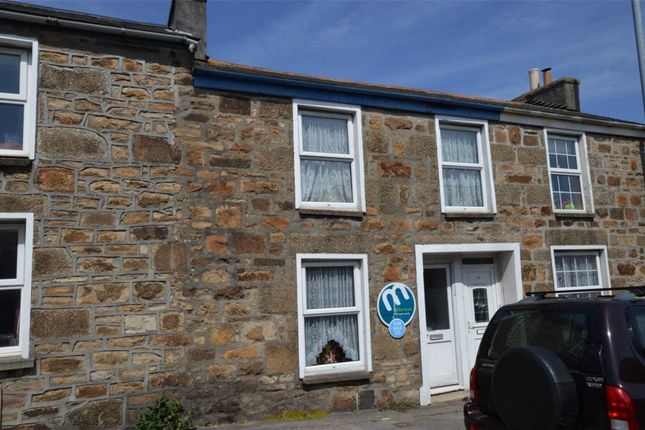 Thumbnail Terraced house for sale in Pendarves Street, Tuckingmill, Camborne, Cornwall