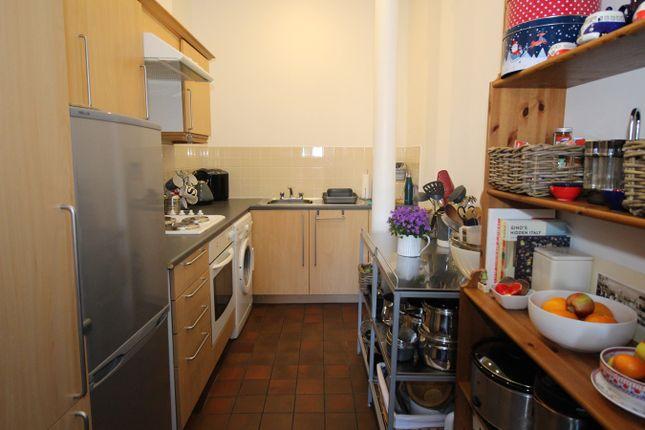 Kitchen of Willowbank Apartments, Willowholme Road, Carlisle CA2