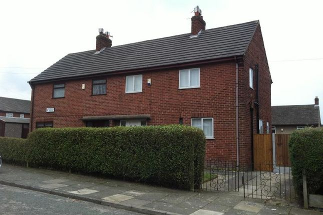Thumbnail Semi-detached house to rent in Mardale Avenue, Moss Bank, St Helens