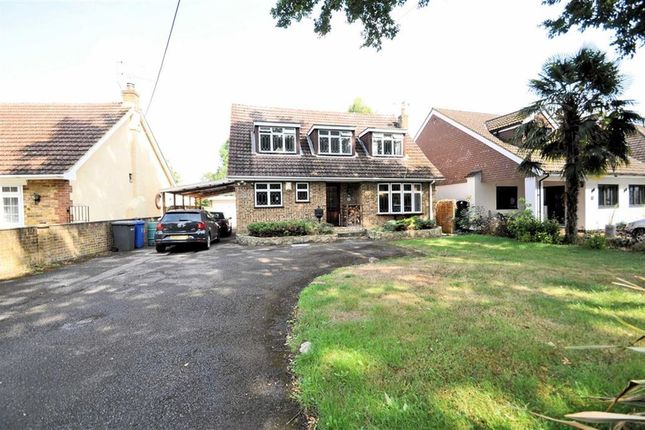 Thumbnail Detached house for sale in The Embankment, Wraysbury, Berkshire