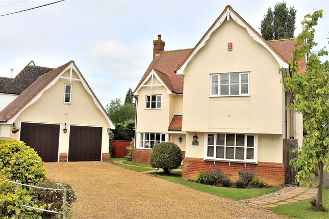 Thumbnail Detached house for sale in Little Bardfield, Braintree, Essex