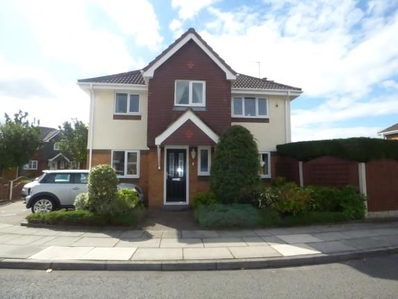 Thumbnail Detached house for sale in Aisthorpe Grove, Maghull, Liverpool, Merseyside