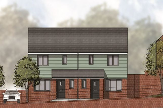 """Semi-detached house for sale in """"The Hanbury"""" at Ettingshall Road, Ettingshall, Wolverhampton"""