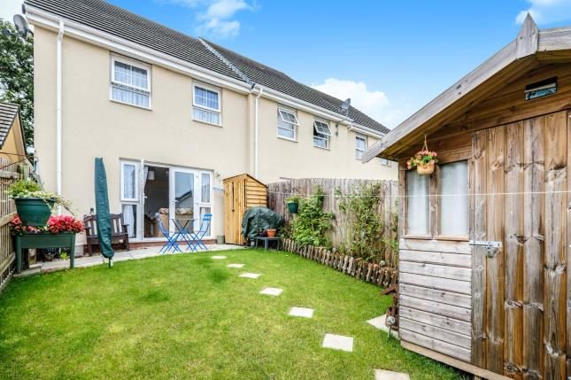 Terraced house for sale in Bodmin, Cornwall