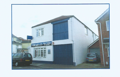 Thumbnail Office for sale in Beatrice Road, Southsea
