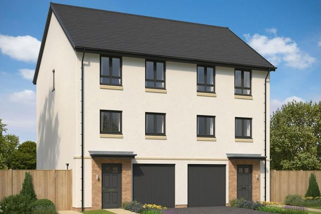"""Thumbnail End terrace house for sale in """"Turnberry"""" at Gilmerton Station Road, Edinburgh"""