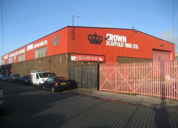 Thumbnail Industrial for sale in 76, Forth Street, Liverpool