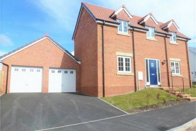 Thumbnail Detached house to rent in Roys Place, Bathpool, Taunton