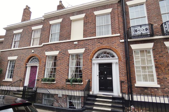 Thumbnail Town house for sale in Falkner Street, Edge Hill, Liverpool