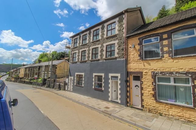 Thumbnail Block of flats for sale in East Road, Tylorstown, Ferndale