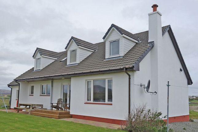 Thumbnail Detached house for sale in 8 Dunanellerich: 4/5 Beds, 4 En-Suite, Loch Views, Ideal B&B, W Skye